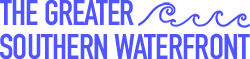 the greater southern waterfront logo small